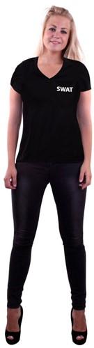 Dames T-Shirt SWAT