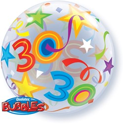 Bubble 30 Stars