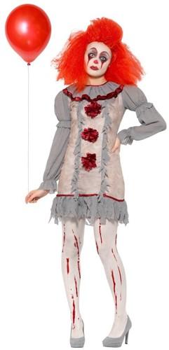 Dameskostuum Scary Clown IT Pennywise