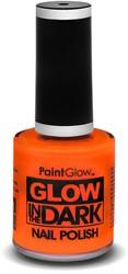 Nagellak Glow in the Dark - UV Neon Oranje