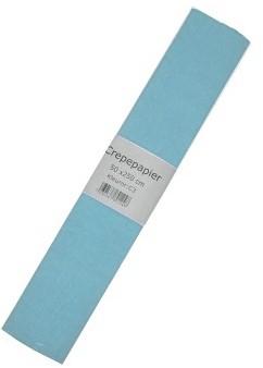 Crepe Papier Lichtblauw