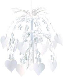 Cascade Flower Heart