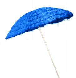 Parasol Hawai 1,8mtr Blauw