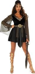 Dameskostuum Glamazon Warrior