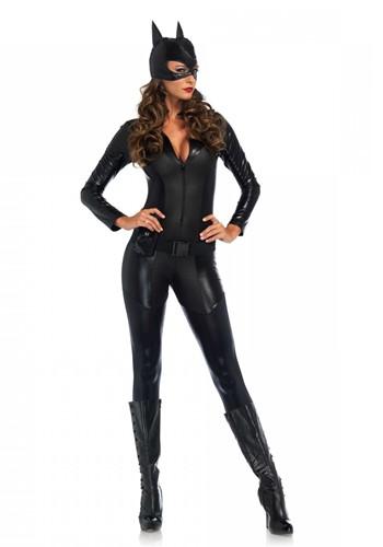 Catsuit Crime Fighter voor dames
