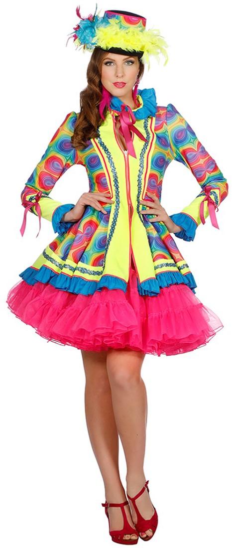 dames jas carnaval