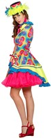 Carnavalsjas Neon Light Me Up voor dames-2
