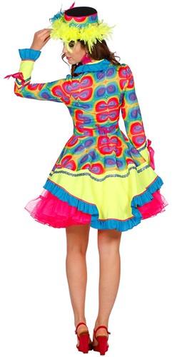 Carnavalsjas Neon Light Me Up voor dames-3