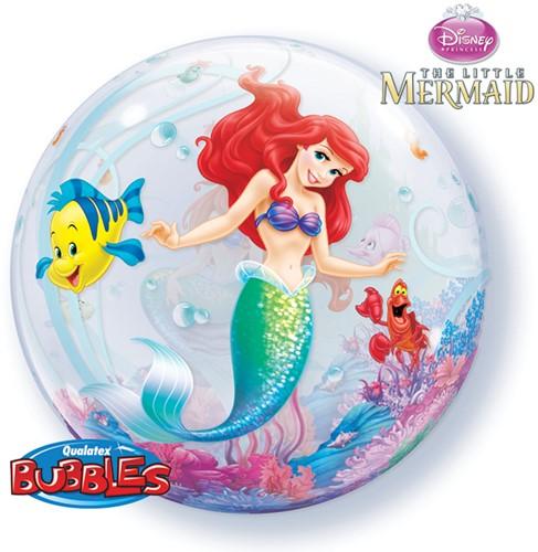 Bubble Kleine Zeemeermin Ariel