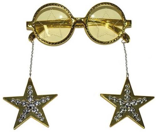 Disco Bril Star de Luxe Goud