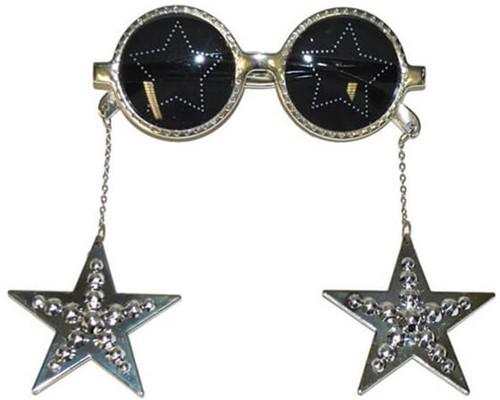 Disco Bril Star de Luxe Zilver