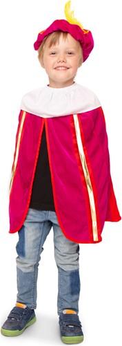 Kinder Pietenpakje met Cape Pink-Rood