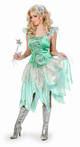 Jurkje Fairytale Luxe Lichtgroen