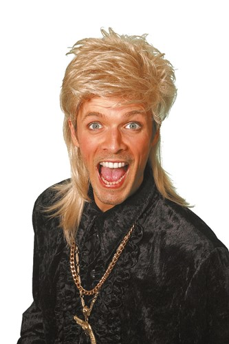 Johnny Pruik Luxe Blond