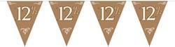 Vlaggenlijn 12,5 jaar Koper