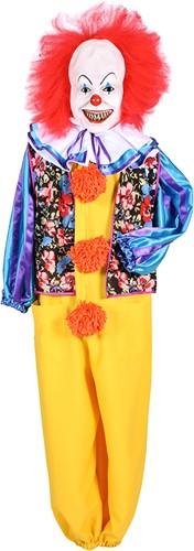 Halloween Kostuum Scary Clown IT (3dlg)