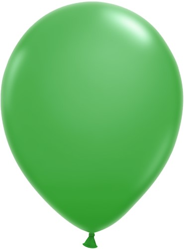 Ballonnen Klein 5inch 100 stuks Groen