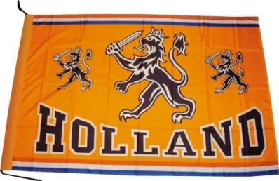 Vlag Holland 100X150cm
