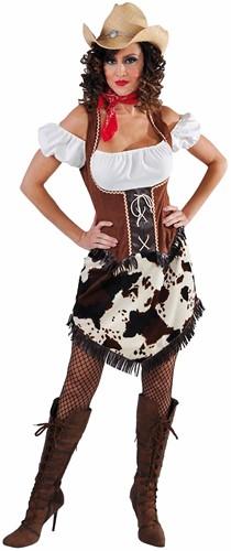 Damesjurkje Cowgirl