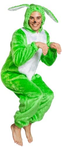 Kostuum Paashaas Groen