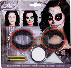 Make-Up Set Day of the Dead
