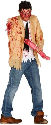 Halloweenkostuum Geamputeerde Zombie