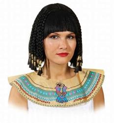 Pruik Koningin Egypte Luxe (Cleopatra)