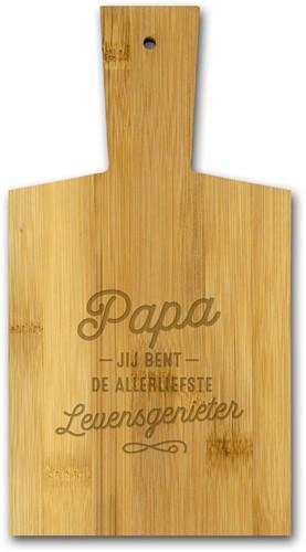 Borrelplankje Papa