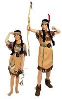 Kostuum Indiaanse Squaw -2