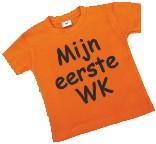 T-shirt KIDS Mijn eerste EK