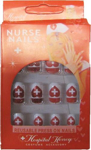 Nagelset Verpleegster