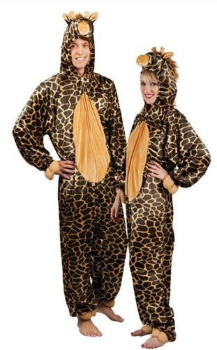 Kostuum Giraffe Pluche