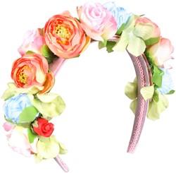 Dirndl Haarband Bloemen Multi Luxe