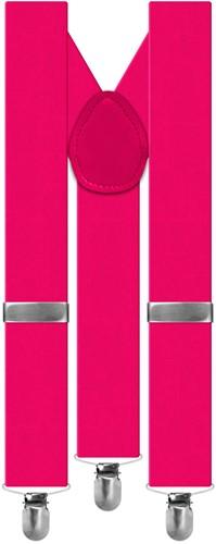Bretels Luxe Pink