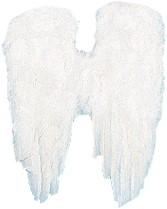 Engelenvleugeltjes Wit 22x30cm