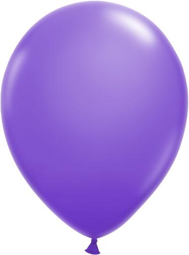 Ballonnen Klein 5inch 100 stuks Paars