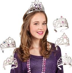 Diadeem Prinses Zilver