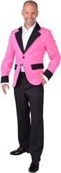 Heren Colbert Pink Getailleerd