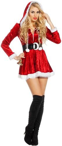 Damesjurkje Sexy Kerstvrouwtje