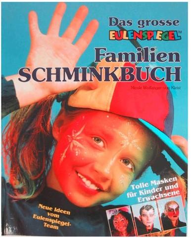Schminkboek Eulenspiegel