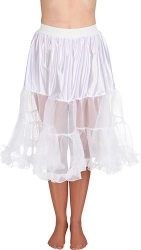 Petticoat Lang Wit