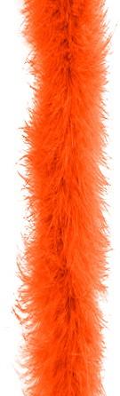 Boa Marabou Oranje (2m)