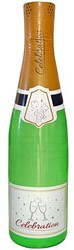 Opblaasbare Champagne Fles (73cm)