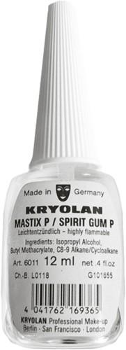 Mastix P Kryolan (Zweetbestendig) 12ml