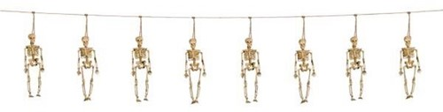 Slinger Skeletten 10mtr