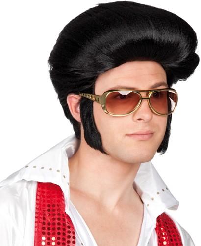 Pruik Elvis Luxe
