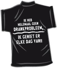 Mini-shirt Drankprobleem