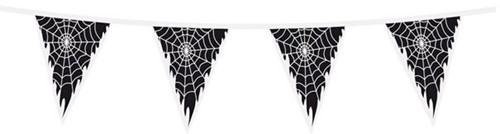 Vlaglijn Spinnenweb 15mtr