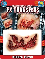 Professionele Wond FX - Ripped Flesh