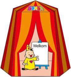 Uitnodigingen Bumba 8st